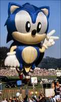 Sonic (Courtesy Albuquerque International Balloon Fiesta)