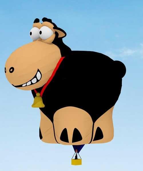Black Sheep (Courtesy Albuquerque International Balloon Fiesta)
