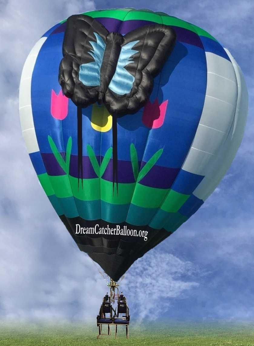Dream Catcher (Courtesy Albuquerque International Balloon Fiesta)
