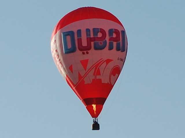 WAG (Courtesy Albuquerque International Balloon Fiesta)