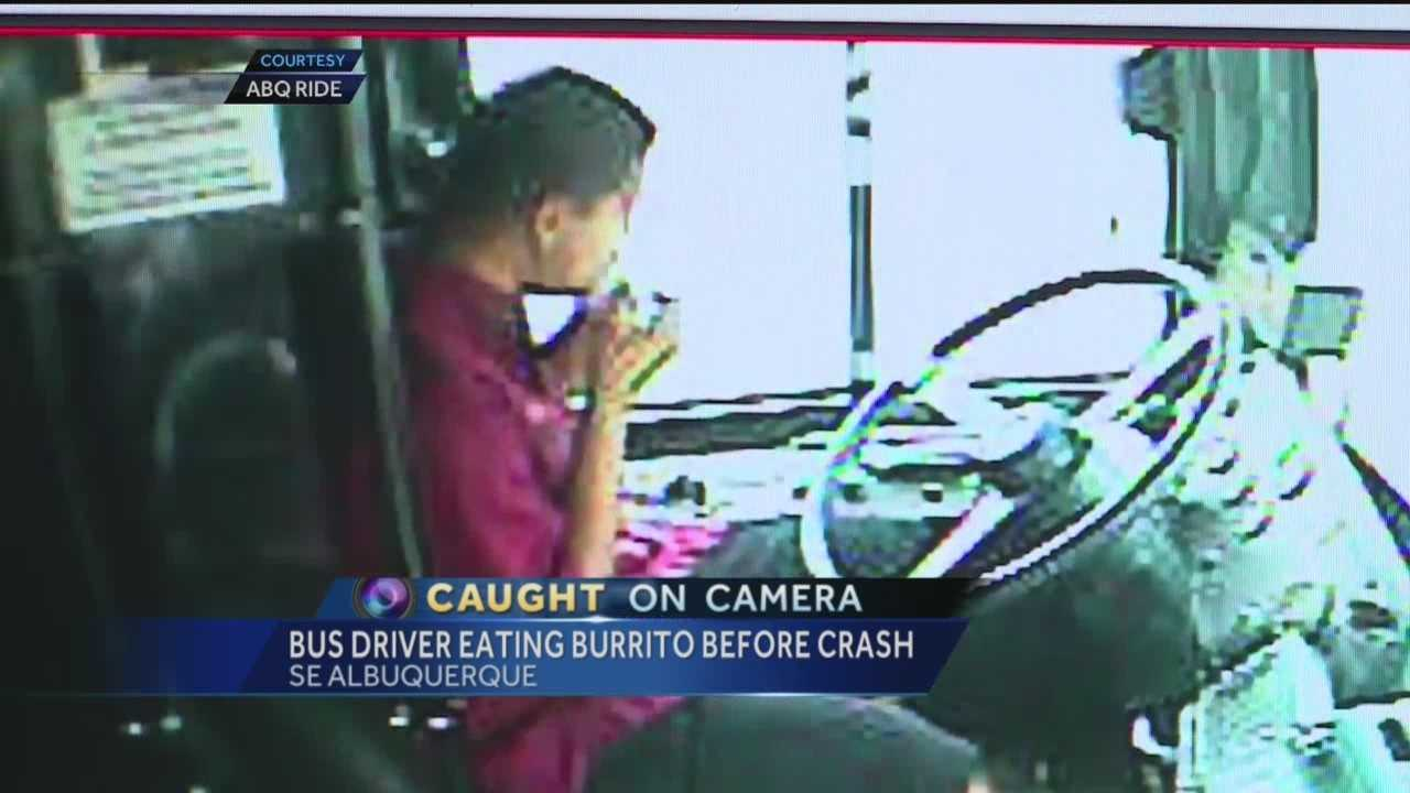 In July 2015, a city bus crashed. This month, a lawsuit was filed against the city claiming the driver was texting behind the wheel.