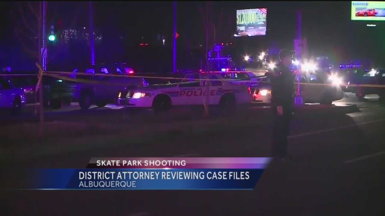 In a couple weeks, the district attorney will make a big decision about a skate park shooting.