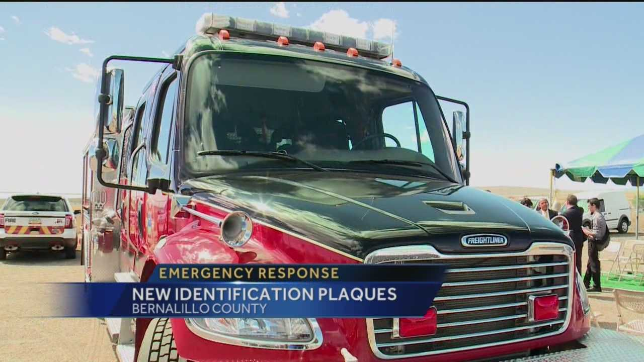 Reaching homes in the Pajarito Mesa during an emergency has long been a challenge for police and paramedics.