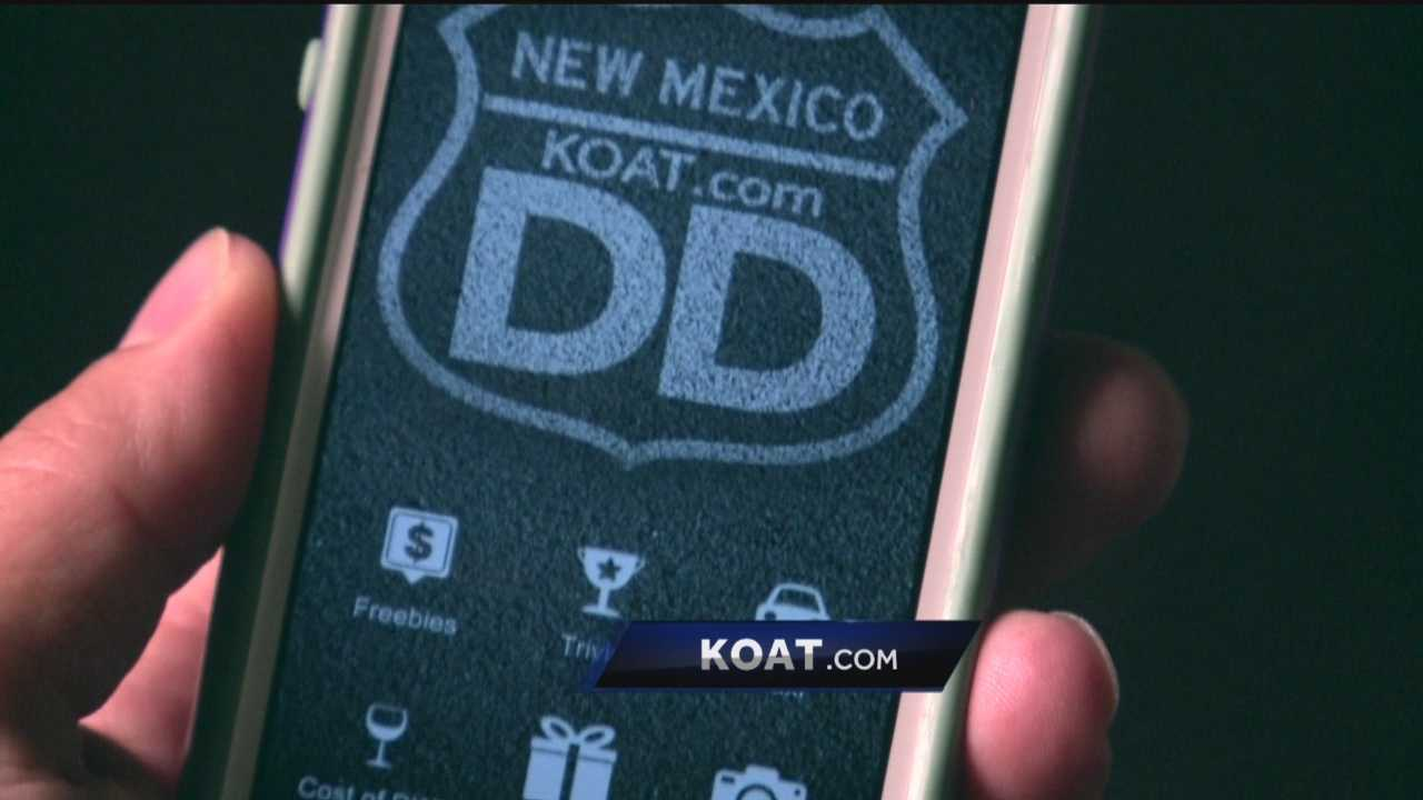 Score free stuff while staying safe with the new KOAT Designated Driver app.