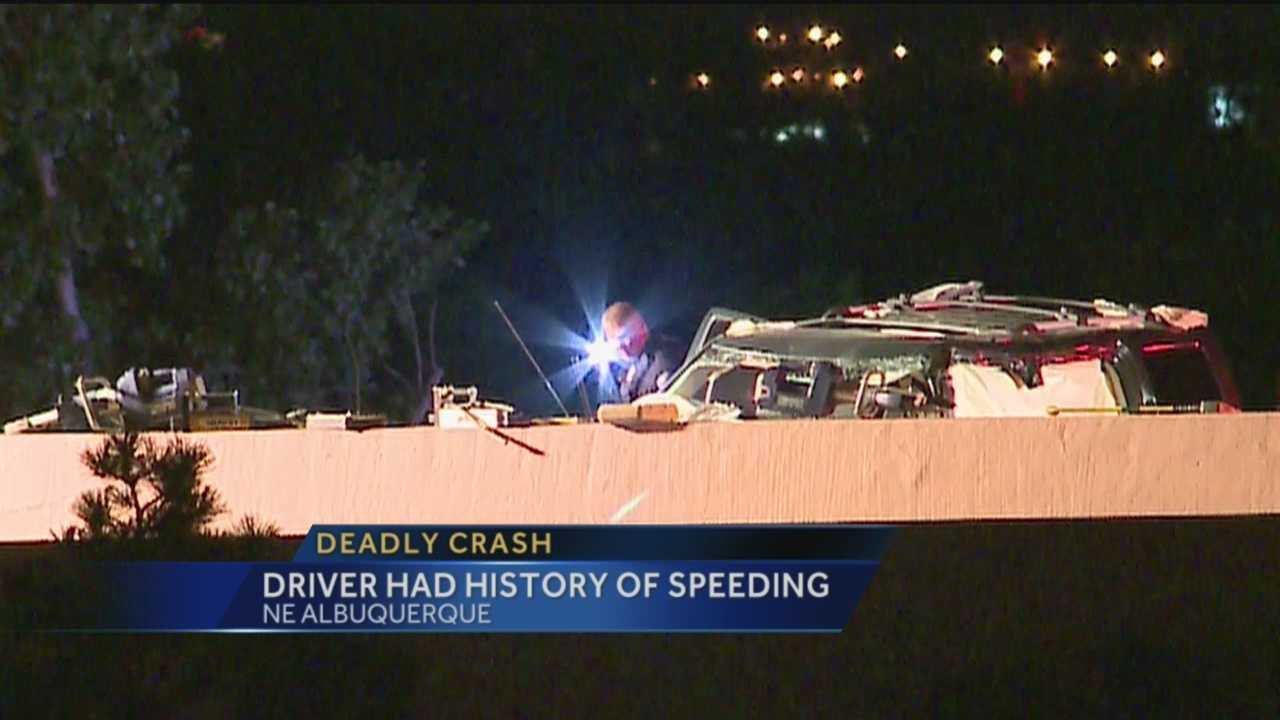 Two were killed in an Interstate 25 crash this past weekend in which one of the drivers was traveling 100 mph in the wrong direction.