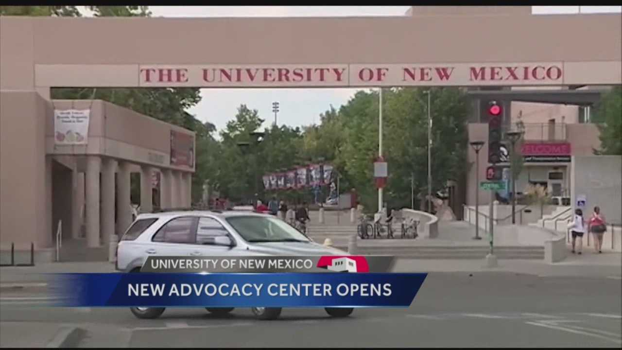 New Advocacy Center Opens At UNM