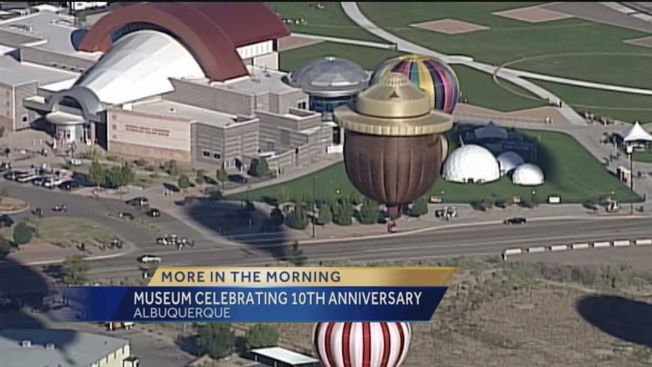 Balloon Fiesta Museum 10th Anniversary