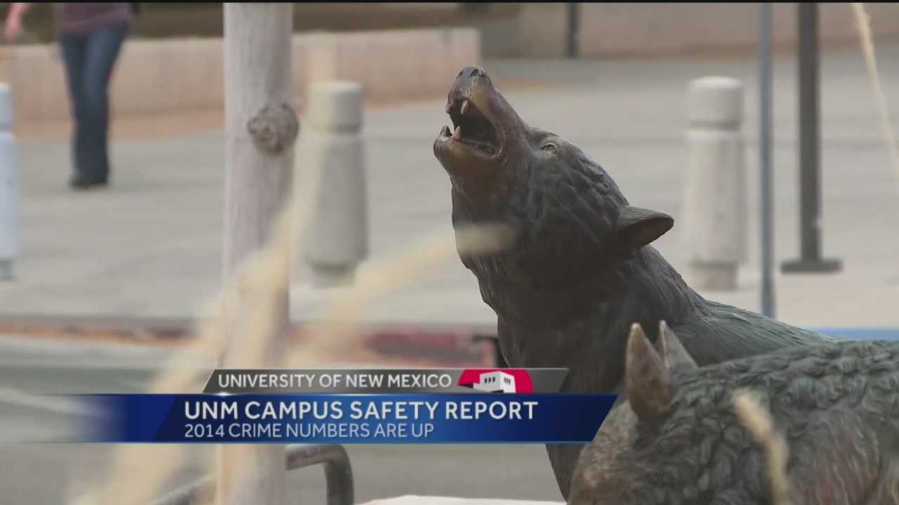 UNM Campus Safety Report