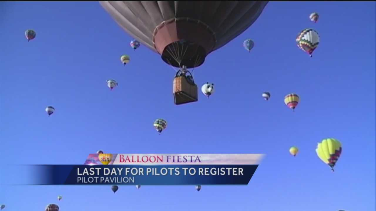 Pilots from 17 countries made their way to the International Albuquerque Balloon Fiesta, and for some, it's their first time.