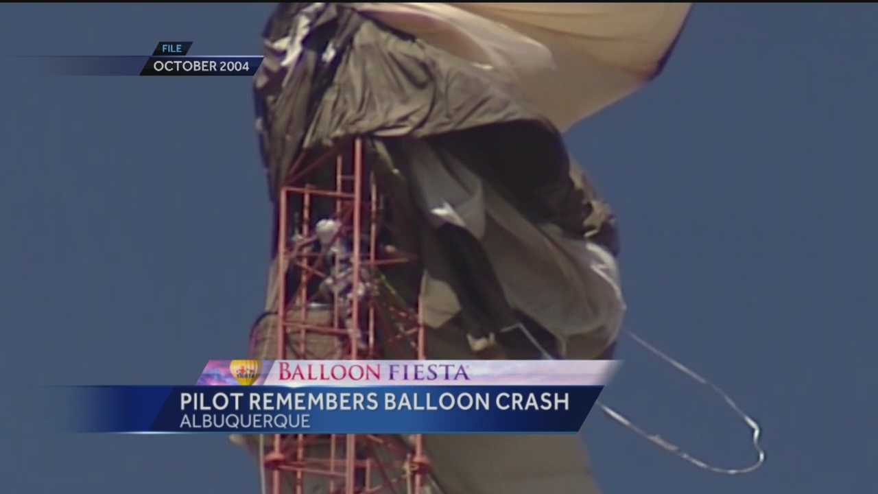 Three different balloons had rough landings this week. Luckily no one was hurt, but balloon crashes tend to bring back some hard memories, like when the Smokey Bear balloon crashed 11 years ago.