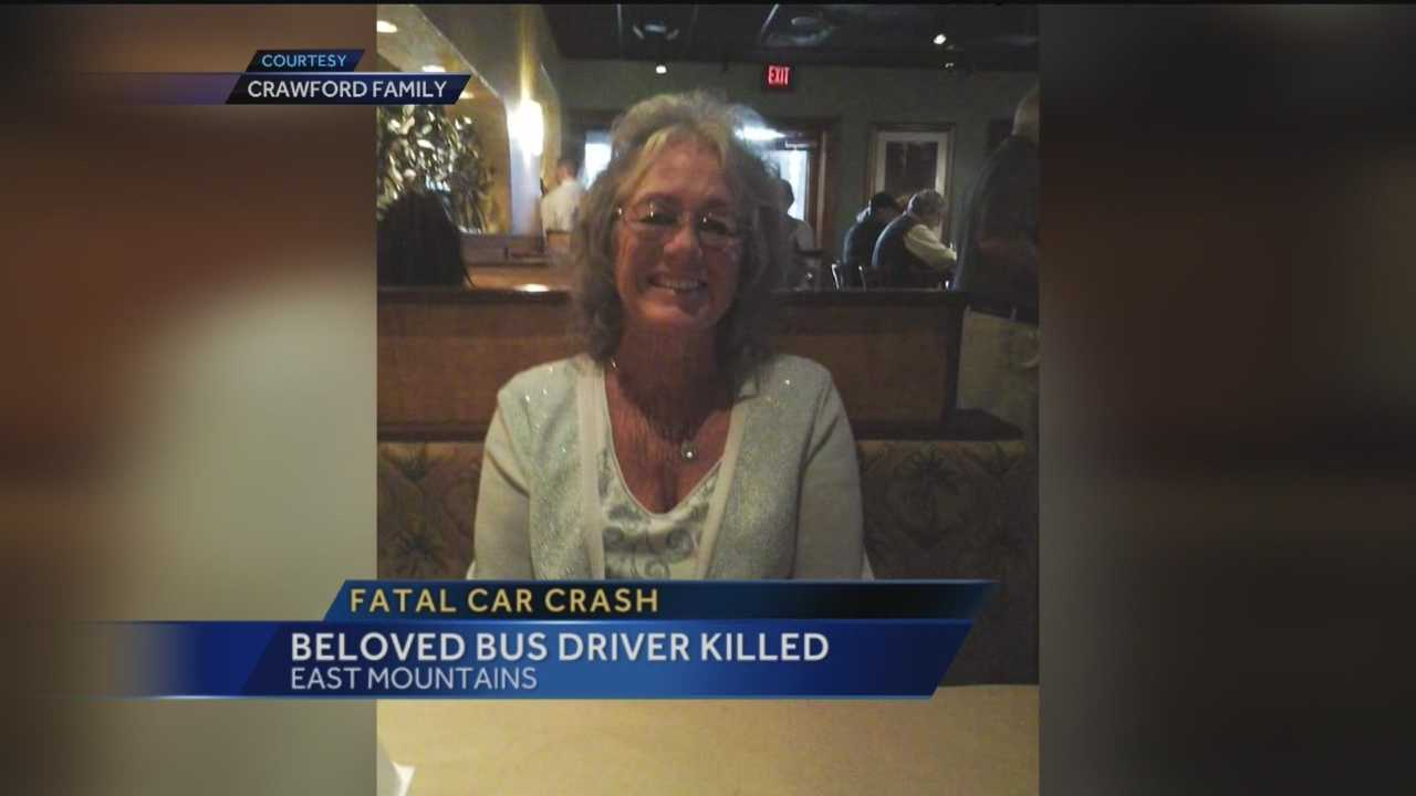 We're learning more about the woman who was killed in a deadly wrong way crash.