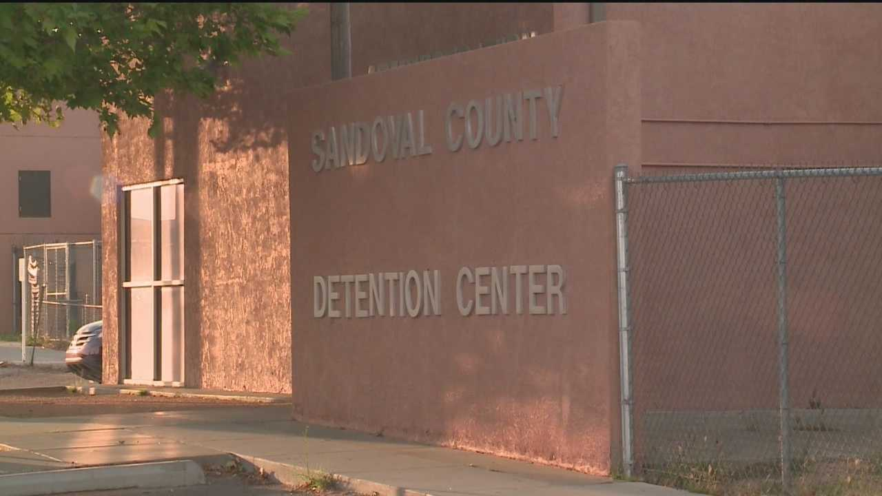 Employees at the Sandoval County Detention Center are fed up and pushing elected officials to do something about low wages and overtime work.