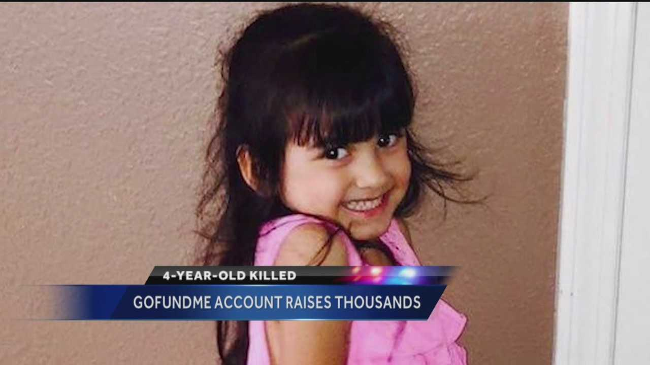 A 4-year-old girl was shot and killed Tuesday afternoon during a road rage incident on Interstate 40.