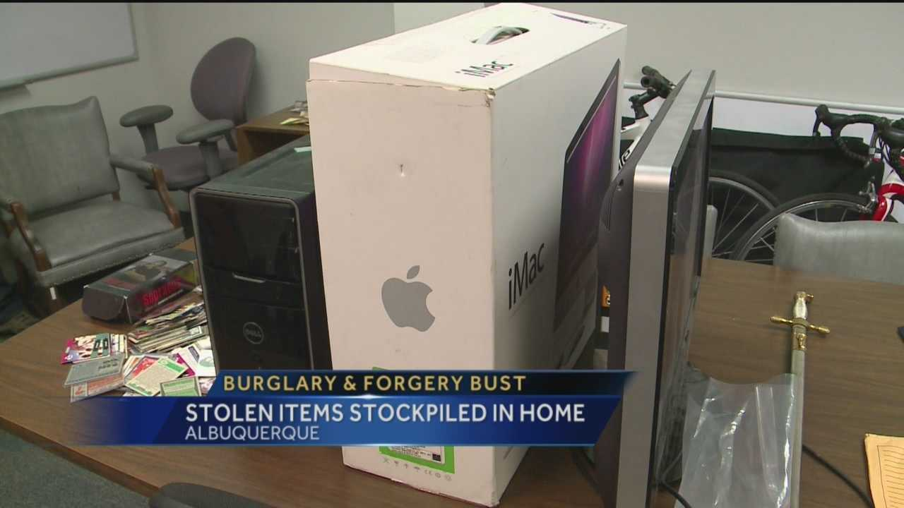 A group that made a living and selling your stolen stuff is now in jail.