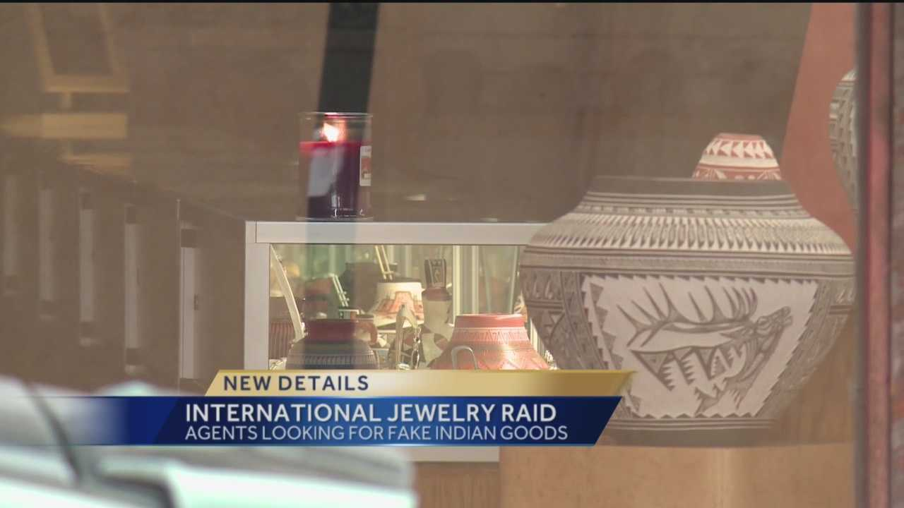 Federal authorities have charged three New Mexicans accused of selling Filipino-made jewelry as Native American jewelry.