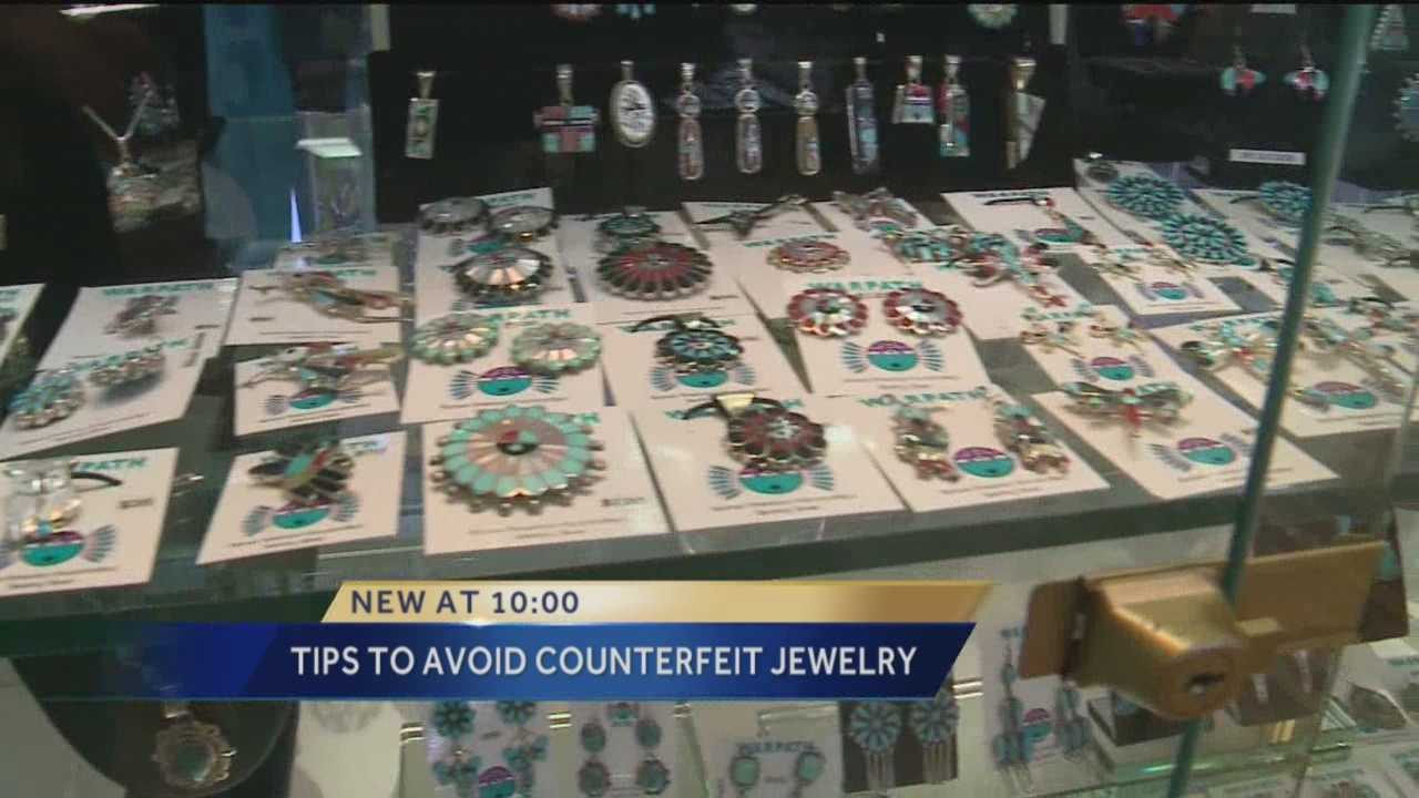 Action 7 New looks in to the profit of fake Native American jewelry.