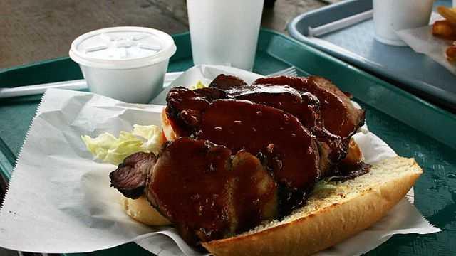 favorite sandwiches - BBQ