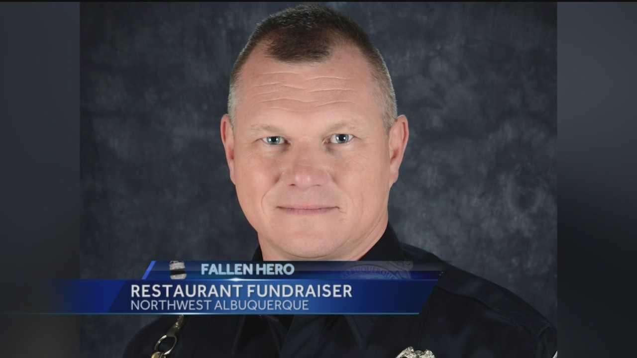 Fundraiser for Officer Webster's Family