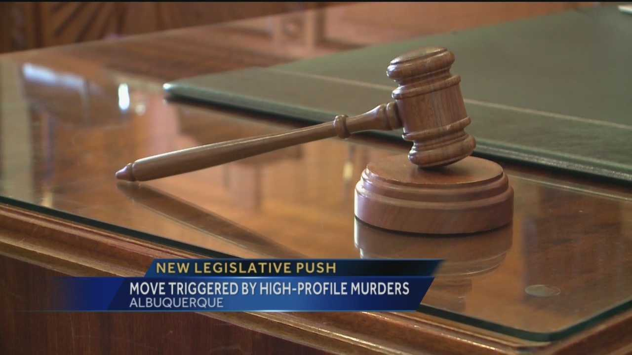 Legislative push triggered by high-profile murders