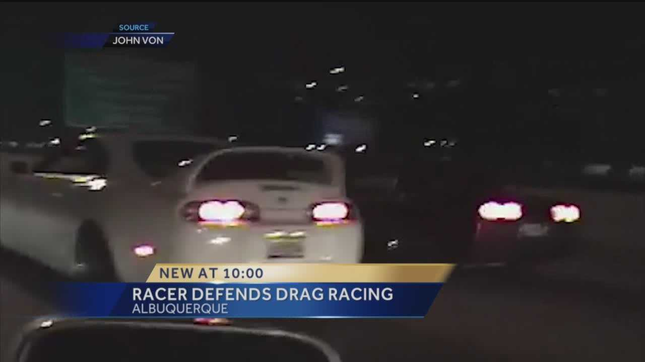 One local street racer is coming out publicly, saying city councilors should help organize legal events if they're concerned by the practice.