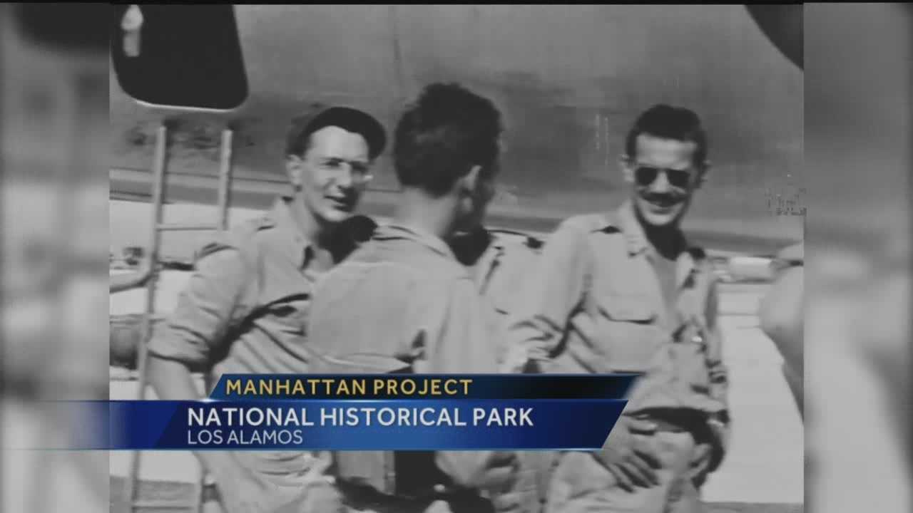 There's a new way for people to learn about the Manhattan Project.