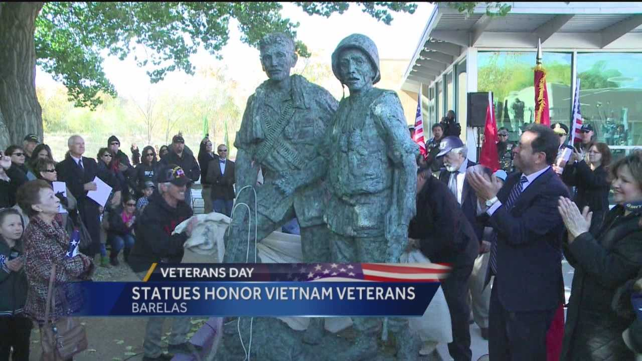 In New Mexico, this Veterans Day came with a long-awaited honor.