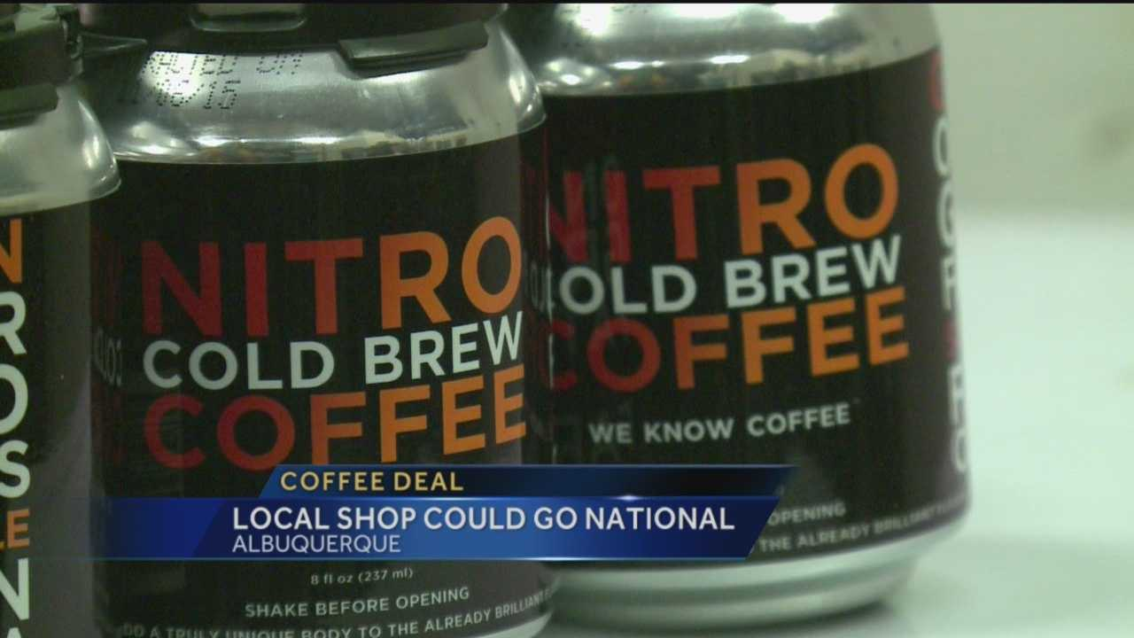 A local coffee company run by two brothers is about to go national. Soon you could see their nitro cold brew coffee on shelves across the country.