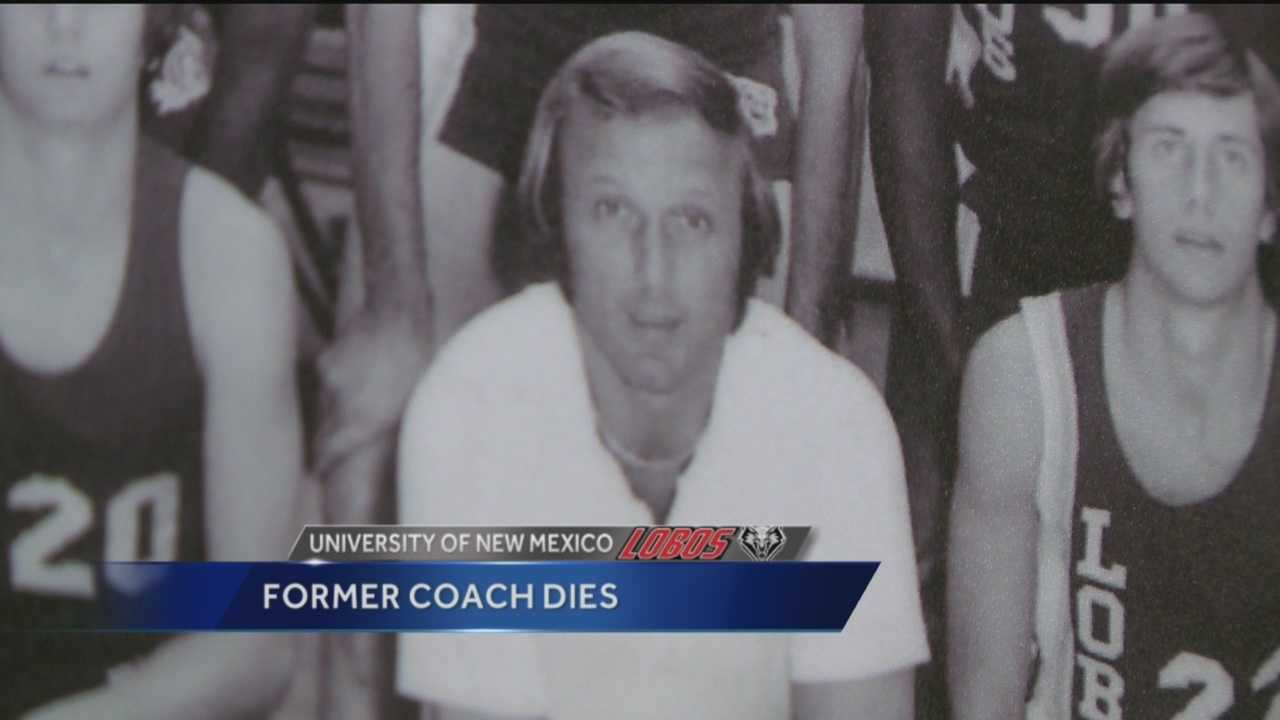 A New Mexico sports icon has died. Former Lobo basketball coach Norm Ellenberger died at his home. His career was tarnished by one of the biggest scandals in college sports history.