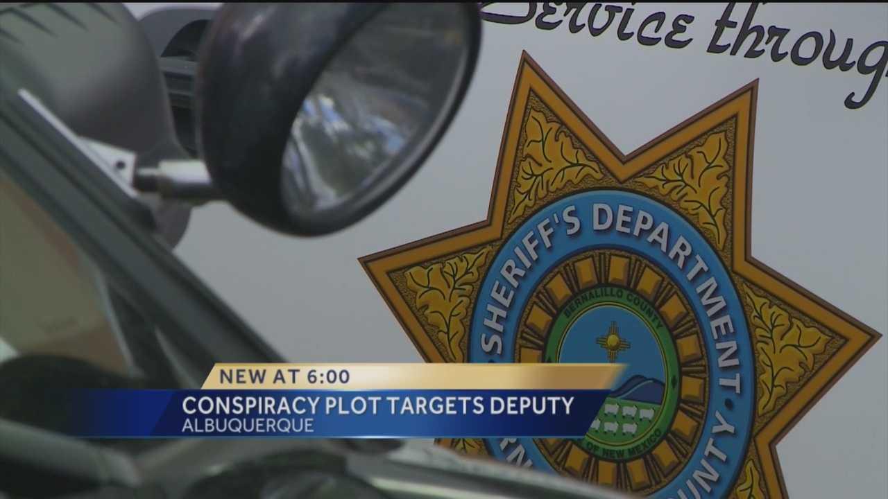 Conspiracy plot targets deputy