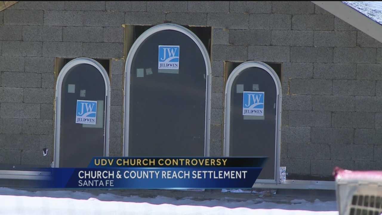 UDV Church Controversy: Church, County Reach Settlement