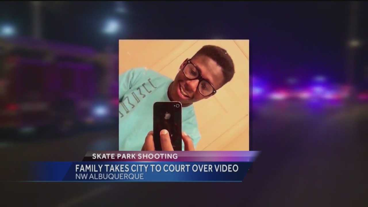 Family takes city to court over video