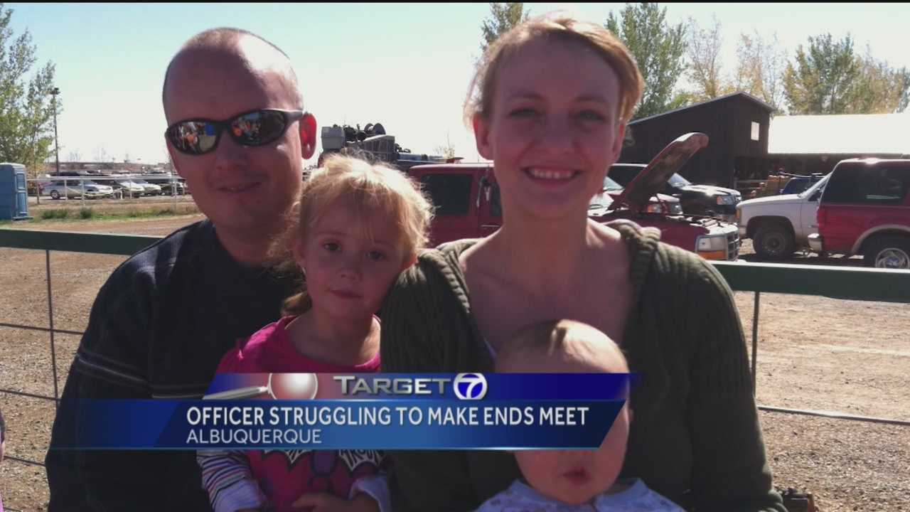 Albuquerque detective Jacob Grant and his family are finding hard times after being shot while on duty.