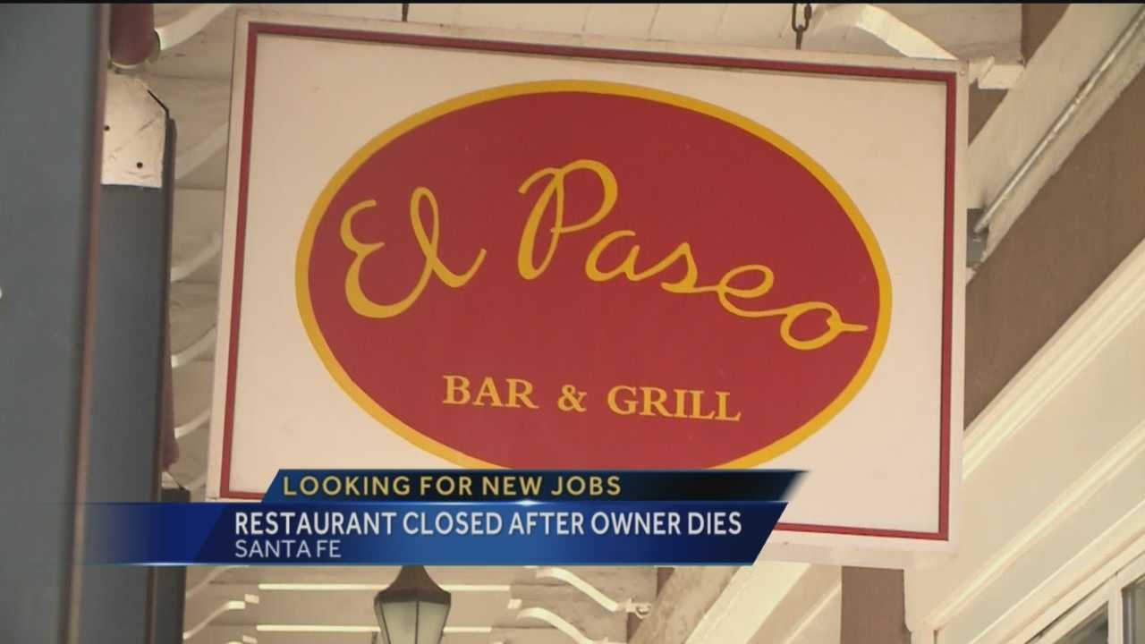 The future is anything but clear for dozens of people who work at a popular Santa Fe bar.