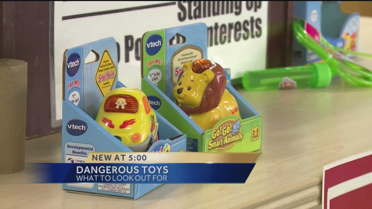 Shopping for toys can be a lot of fun, but how do you know if your kids' holiday gifts are safe?