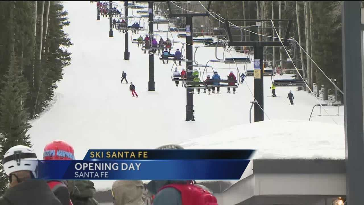 All the snow from last week and tonight's storm are giving local ski areas a boost.