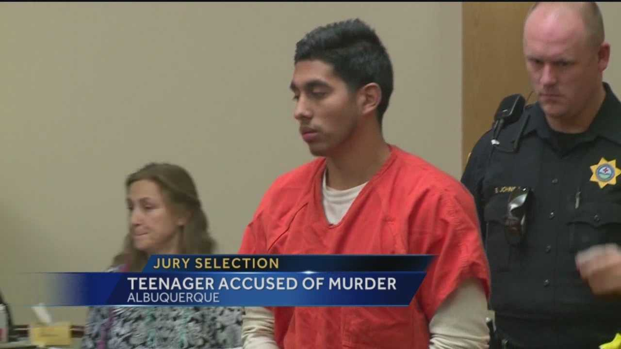 Jury Selection For Alex Rios Trial