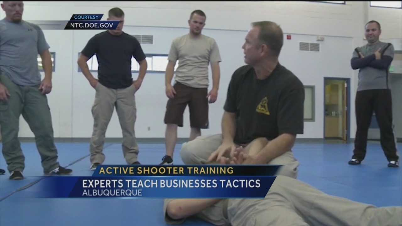 With so many mass shootings, more people are getting training on what to do in such situations.