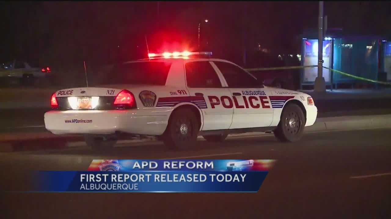First Report On APD Reform Being Released Today