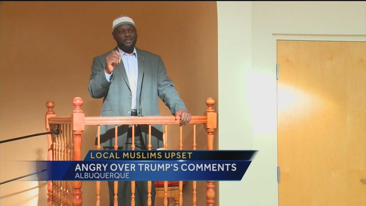 Albuquerque's Muslim leaders and our Governor say Trump is wrong