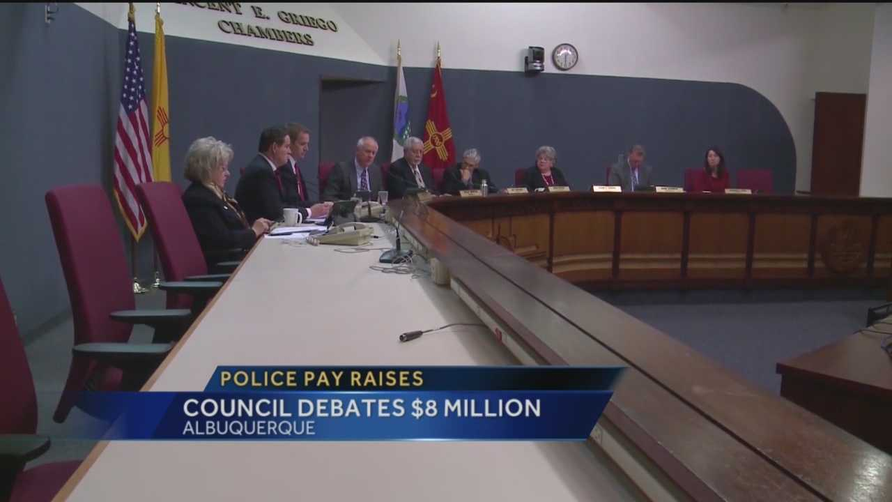 A lot of money was on the table tonight at city council.