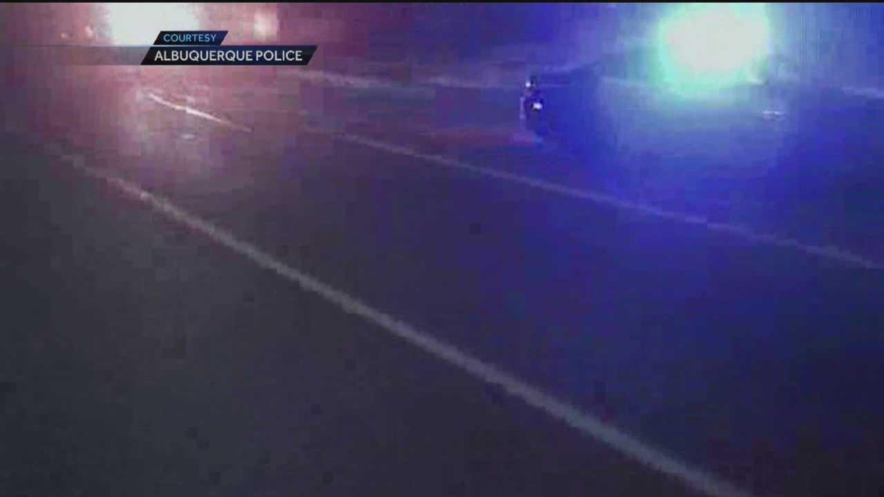 DWI arrest near crash scene: Lapel video released
