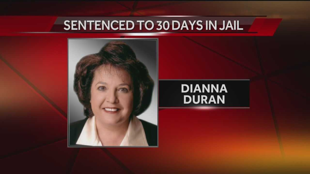 New Mexico's former secretary of state will likely spend 30 days in jail after pleading guilty earlier this year in an embezzlement case.