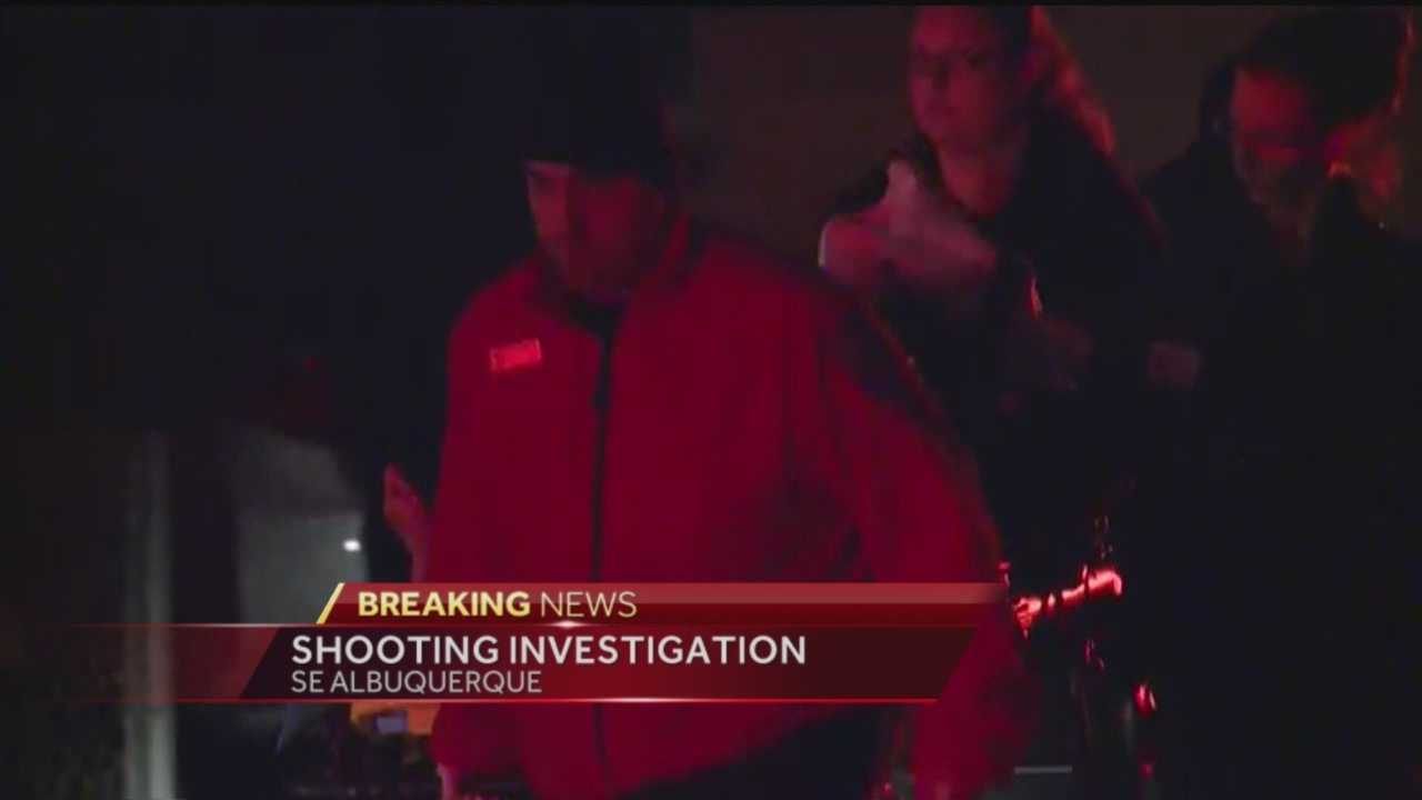 Overnight Shooting Investigation