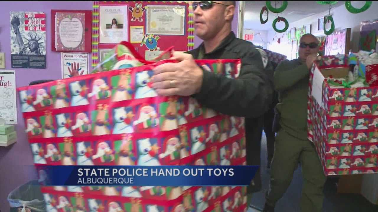 Thanks to a secret Santa, a 1-year-old will be riding around in style on Christmas morning.