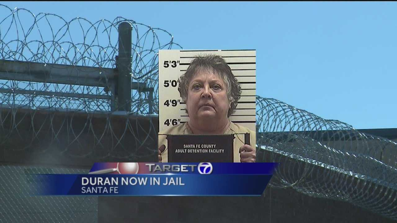 Former Secretary of State Dianna Duran is expected to turn herself into the Santa Fe County Detention Center Friday morning to begin serving a 30-day jail sentence for embezzlement and money laundering.