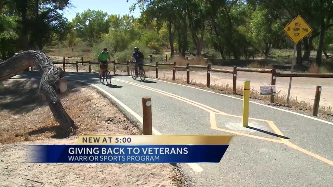 Giving back to veterans: Warrior Sports Program