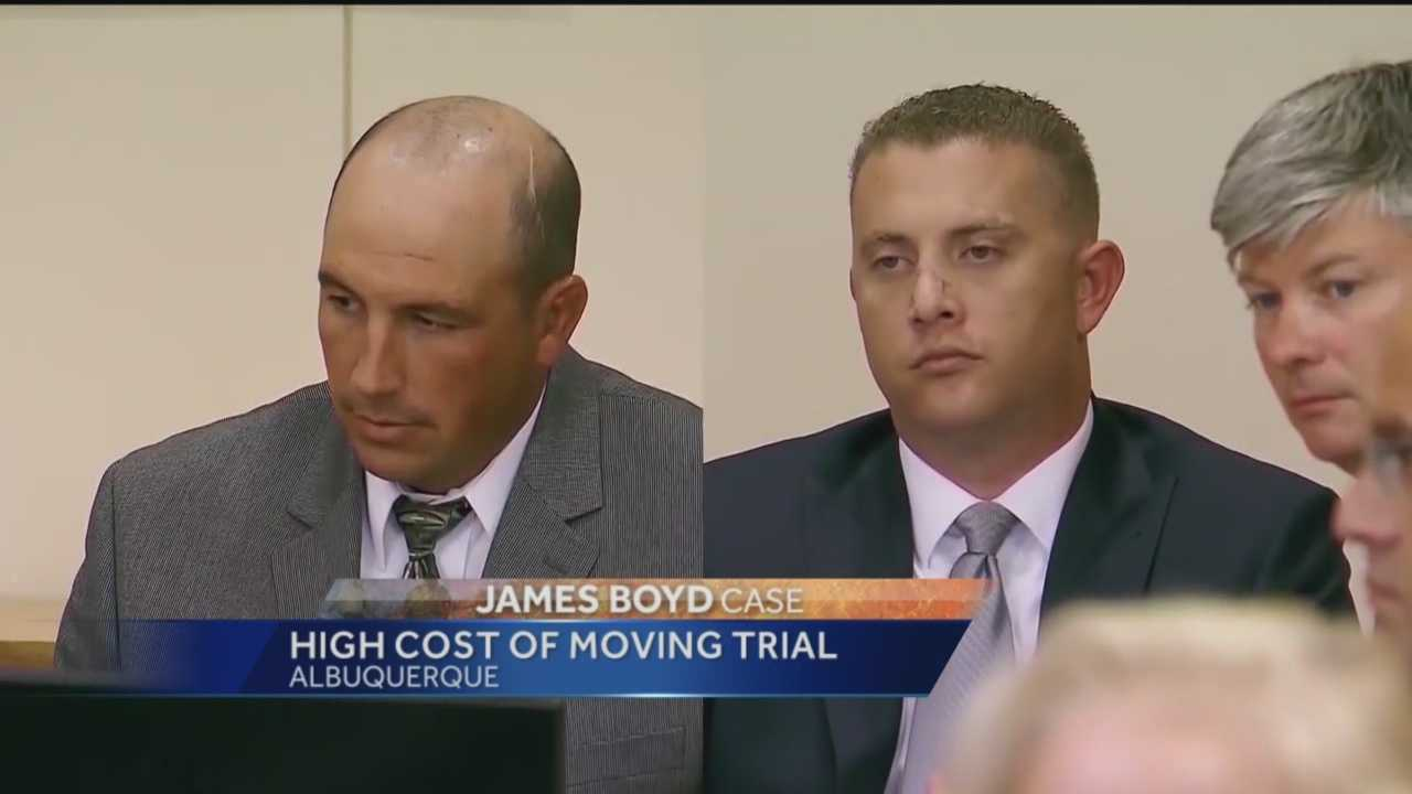 Attorneys for two former officers standing trial for second-degree murder want to ensure fair proceedings, which is why they are calling for a change of venue.