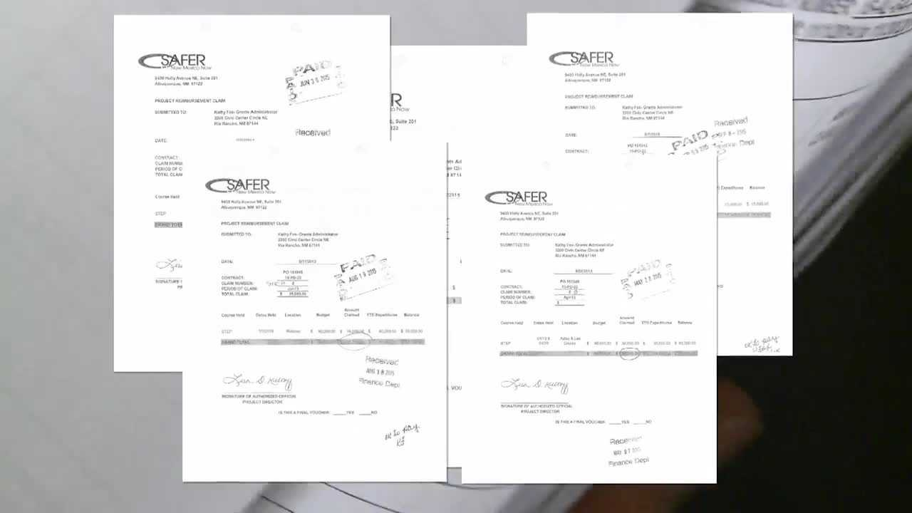 New documents reveal just how much money a New Mexico nonprofit is accused of overbilling for law enforcement trainings.