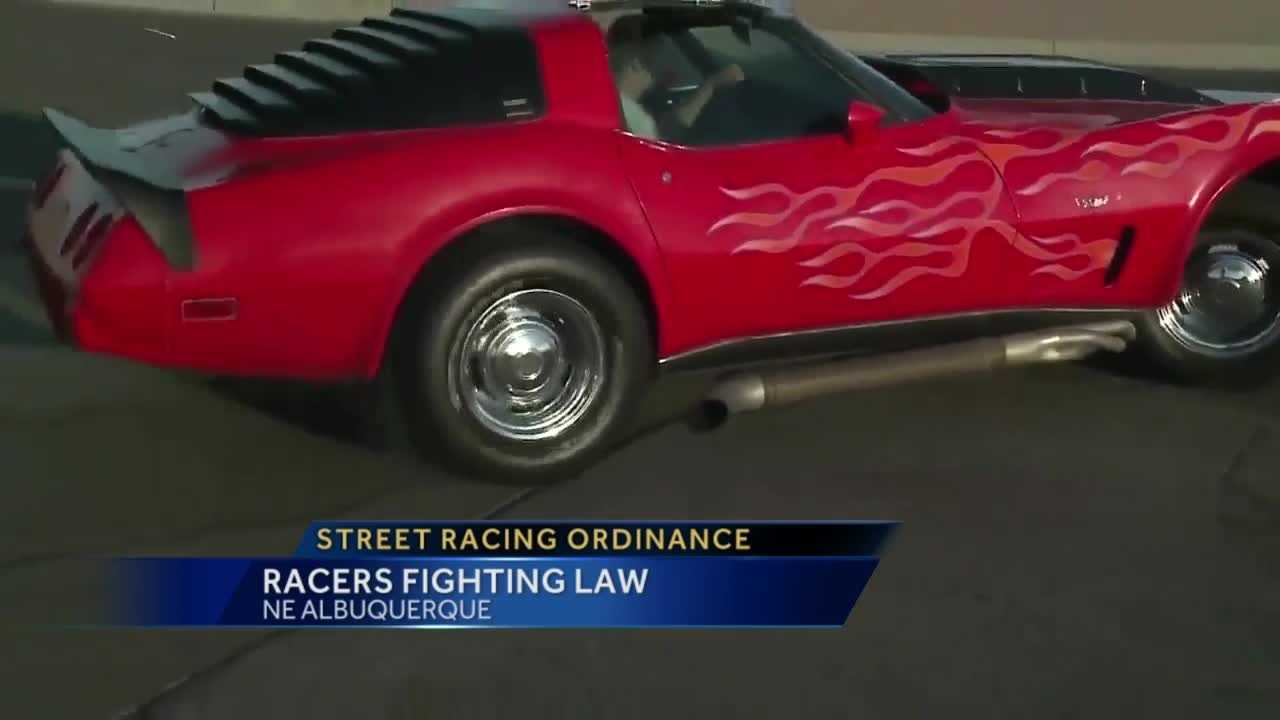 We're about a week into a new bernalillo county ordinance that goes after drag racing.
