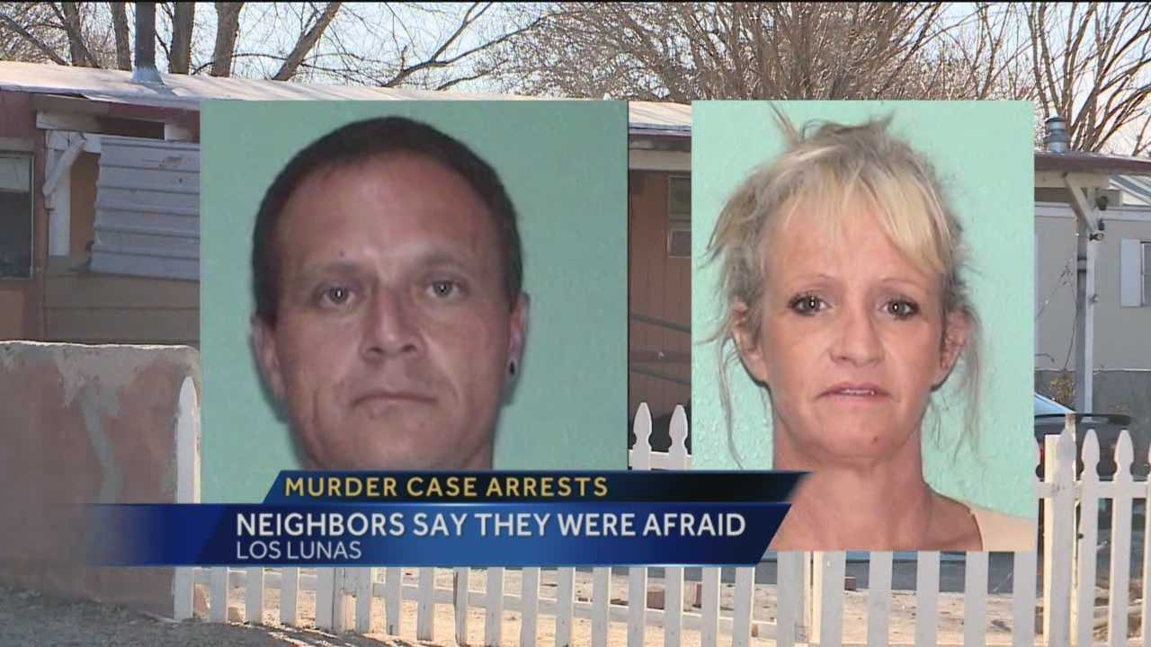 A Los Lunas couple is facing charges for murdering a man and burying him in a shallow grave.